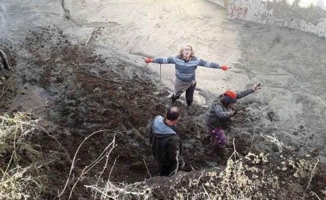 HES sebebiyle arazisine girilmesini protesto eden köylüye para cezası