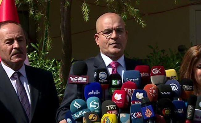 IKBY: Bağdat'tan tek bir yetkilinin havalimanına girmesine izin vermeyiz