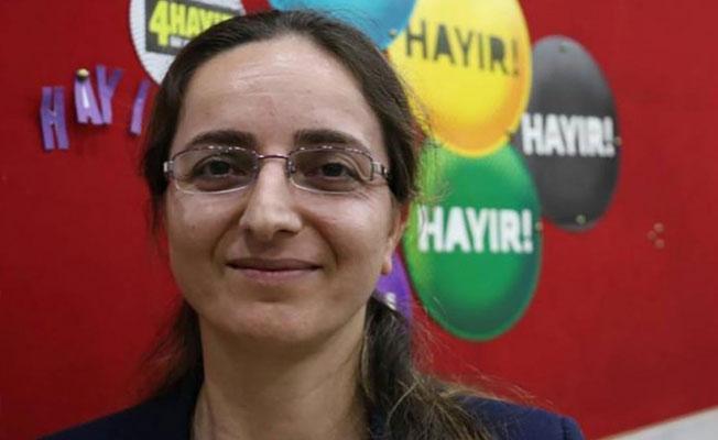 İmralı Heyeti üyesi Ceylan Bağrıyanık serbest bırakıldı