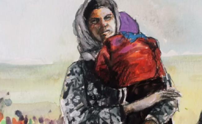 IŞİD'den kurtarılan kadınlar anlatıyor