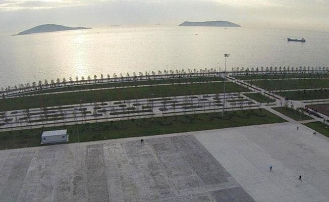 İstanbul'daki dolgu alanların büyüklüğü Heybeliada'yı geçti