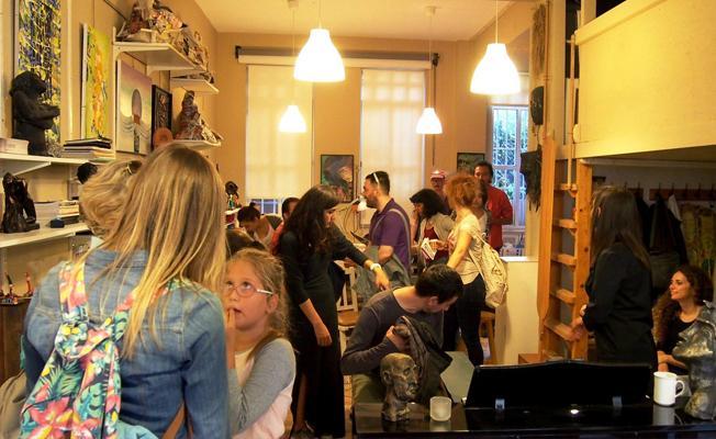 İstanbul'da 41 sanat atölyesinden 'Açık Stüdyo Günleri'
