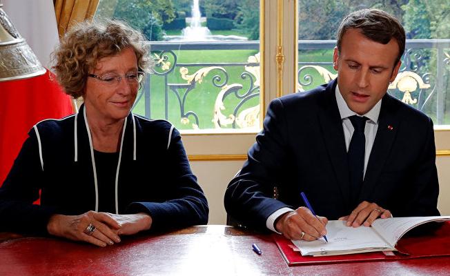 Macron, tartışmalı Çalışma Yasası Reformu'nu onayladı
