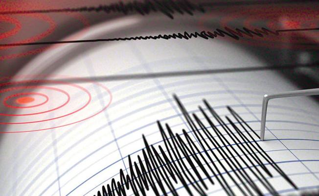 Süleymaniye'de 7.3 büyüklüğünde deprem