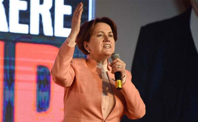 Meral Akşener'in partisinin dahil edildiği ilk seçim anketi açıklandı