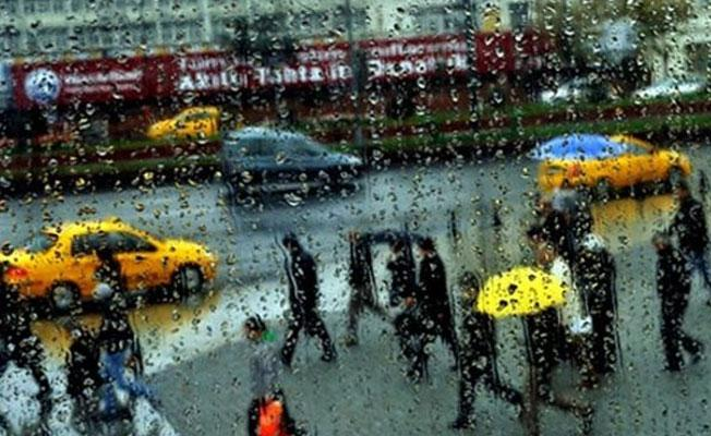 Meteoroloji'den İstanbul için 'çok kuvvetli sağanak' uyarısı