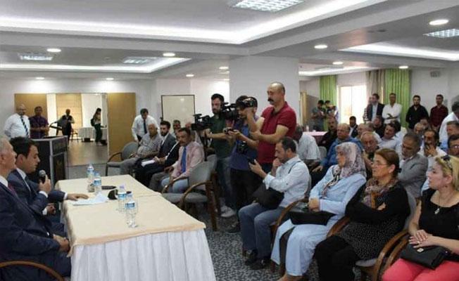 Niğde'de MHP'den 300 istifa