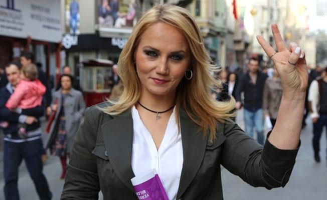 Pınar Aydınlar saldırıya uğradı