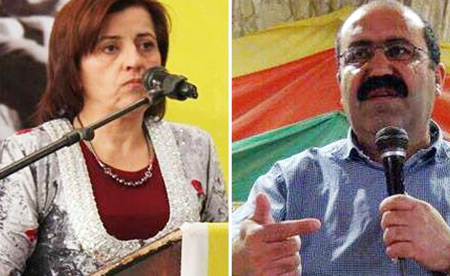 PYD yeni eş başkanlarını seçti