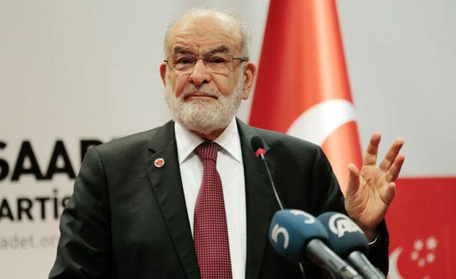 Saadet Partisi'nden 4 ülkeye 'Kürtlerle diyalog' çağrısı