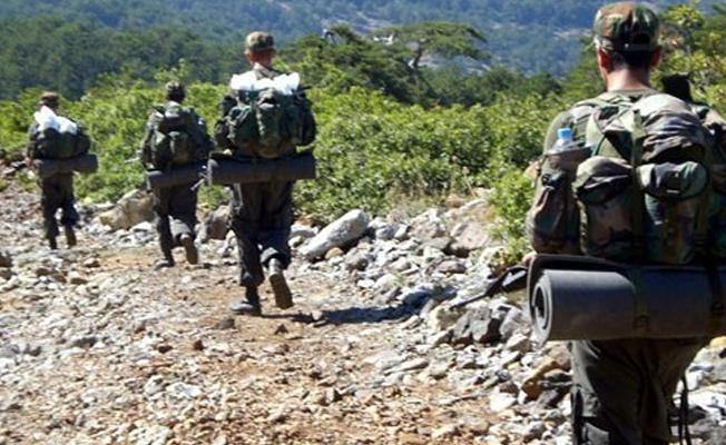 Şırnak'ta çatışma: 2 asker yaralı