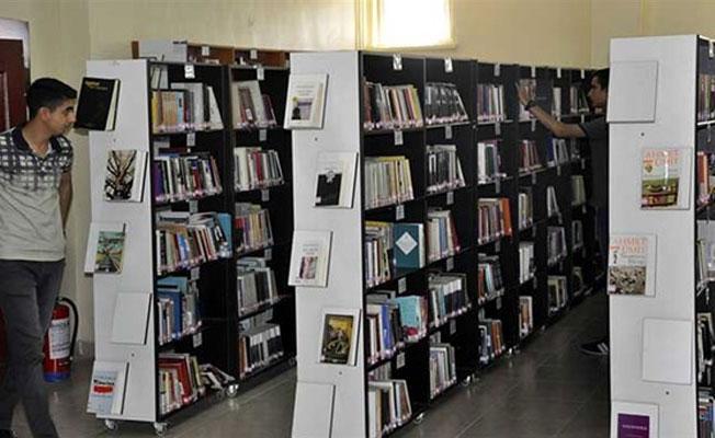 Türkiye'de en çok üyesi olan kütüphane Diyarbakır'da