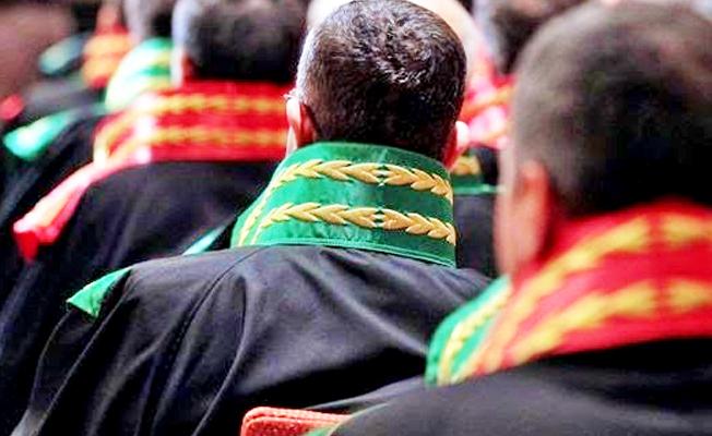 287 yargı mensubunun görev yeri değiştirildi