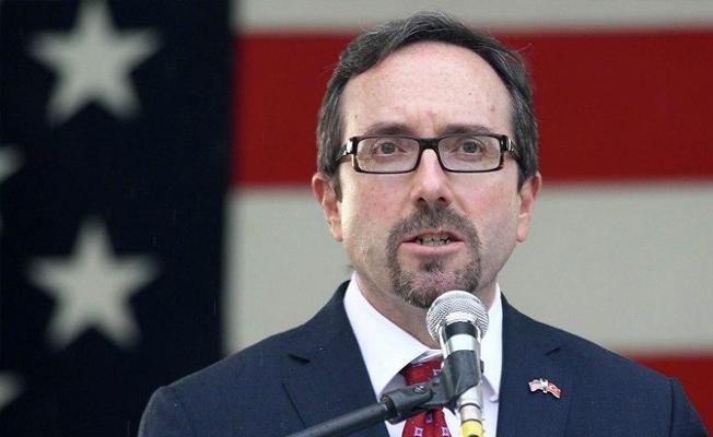 'ABD Büyükelçisi Bass'ın veda kokteylinde kimse yoktu'
