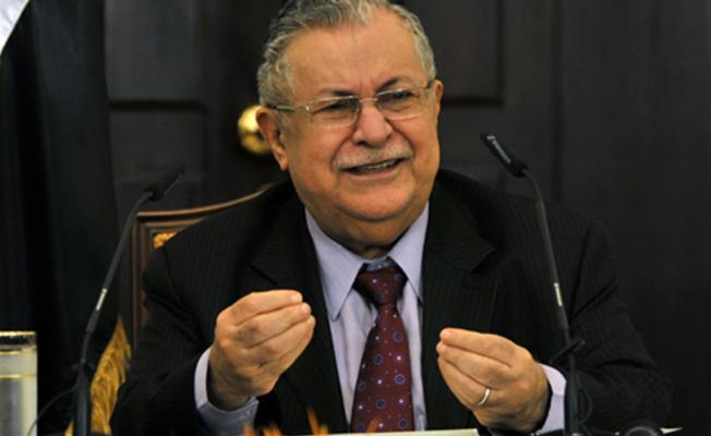 ABD'den Talabani için taziye mesajı