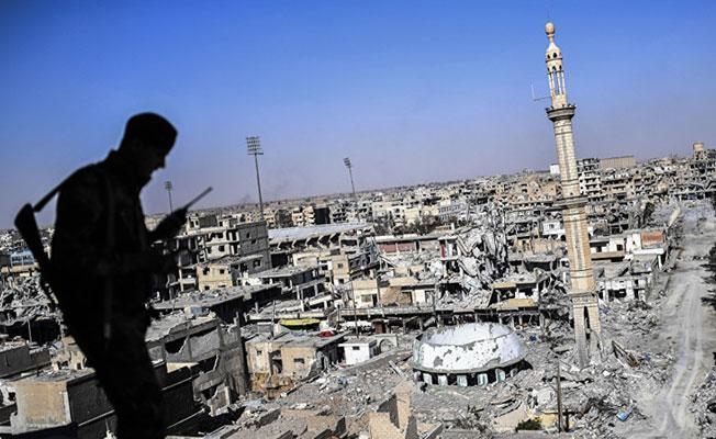 ABD, Rakka operasyonunda ölen ABD'lilerin ve Kürtlerin sayısını açıkladı