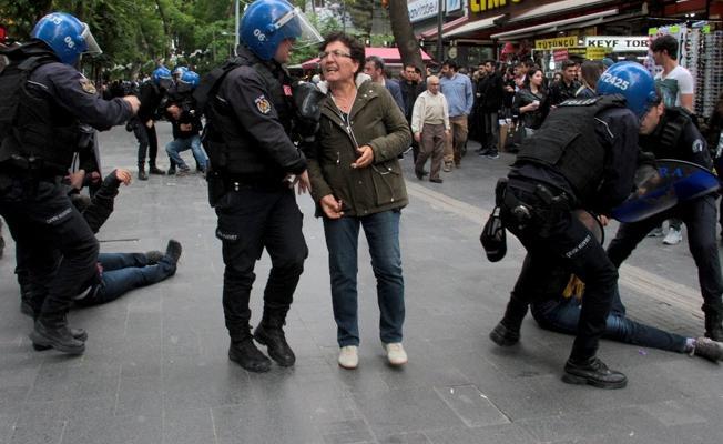 Ankara'da açlık grevi, oturma eylemi, anma yasak!