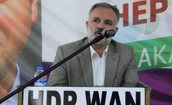 'Ankara'da gösterilen tavır, aslında Kürtlere yaklaşımın bütünüdür'