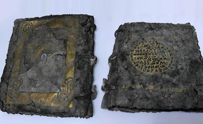 Ankara'da tarihi İncil ele geçirildi