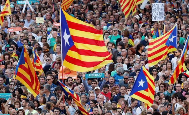 Avrupa ve ABD'den Katalonya açıklaması