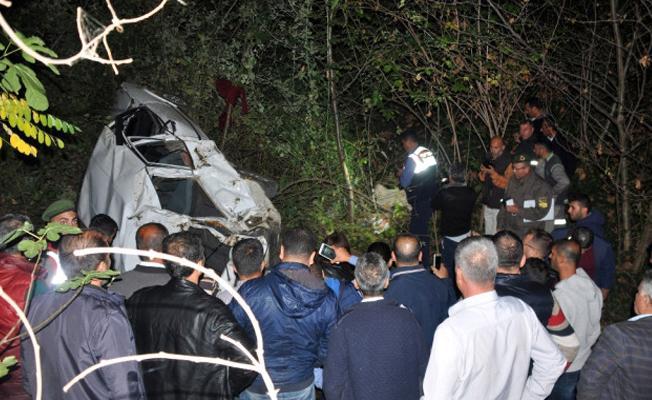Aydın'da işçileri taşıyan araç kaza yaptı: 3 ölü