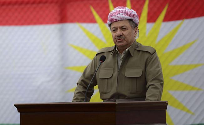 Barzani: Ön şartsız Bağdat ile diyaloğa hazırız