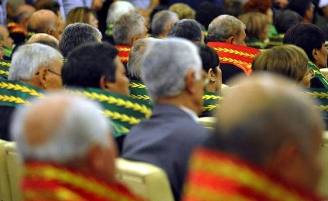 Bin 500 adli yargı hakimi ve savcı adayı alınacak