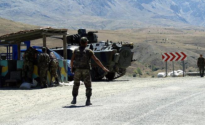 Bitlis'te 34 köyde sokağa çıkma yasağı