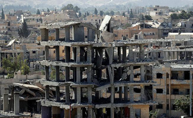 Suriye'deki savaş: 100 bini sivil 340 binden fazla insan öldü