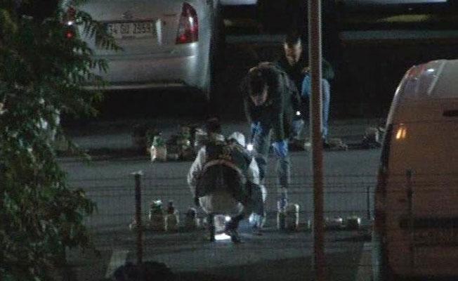 Bomba yüklü aracın bulunduğu otoparkta bir de bombalı motosiklet varmış