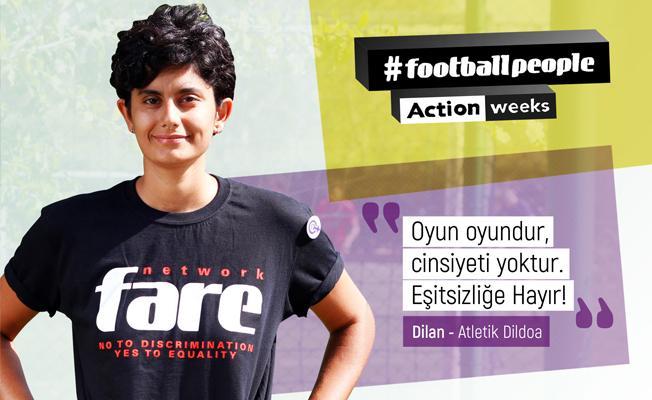 Cinsel Şiddetle Mücadele Derneği: Futbolda cinsiyetçiliğe son!