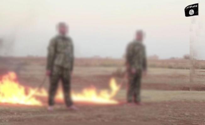 Devlet, Sefter Taş'ın IŞİD tarafından yakıldığını kabul etti
