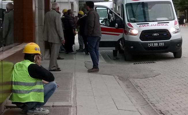 Elazığ'da 80 işçi yemekten zehirlendi