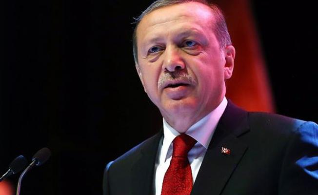 Erdoğan: Bakü-Tiflis-Kars projesinin etkinlik cazibesini artırdık