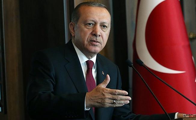 Erdoğan: ABD'nin, stratejik ortağını kendini bilmez büyükelçiye feda etmesi kabul edilemez