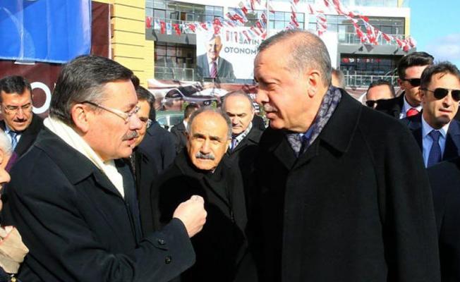 Erdoğan, Melih Gökçek görüşmesi sona erdi