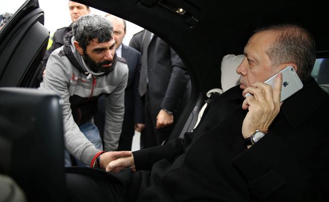 Erdoğan'ın intihardan vazgeçirdiği Çatraş cinayetten gözaltında