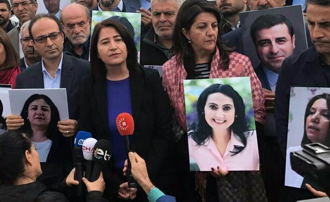 Erdoğan'ın 'Onların yeri Kandil'dir' sözlerine HDP Edirne'den yanıt verdi