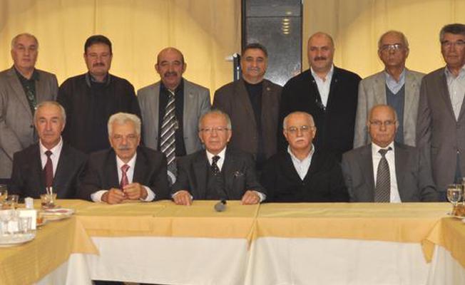 Eskişehir'de eski MHP yöneticilerinden toplu istifa