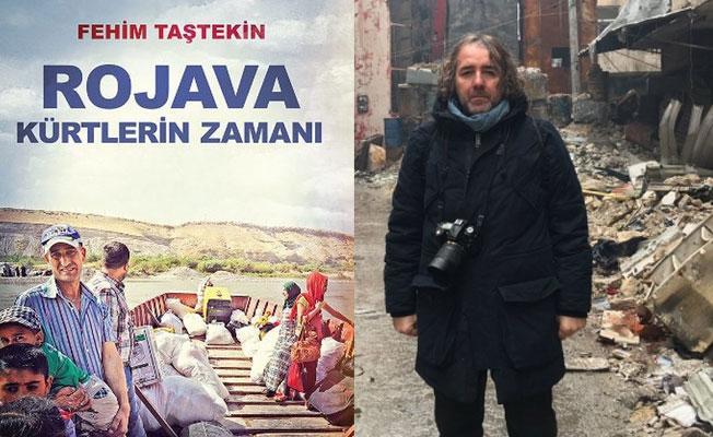 Fehim Taştekin'in kitabı dahil 3 kitaba toplatma kararı: 'Terör örgütü niteliği taşıyor'