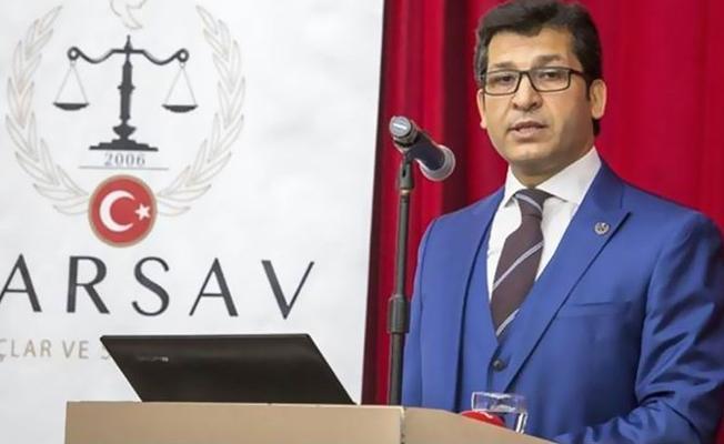 'FETÖ'den tutuklu eski YARSAV Başkanı'na insan hakları ödülü