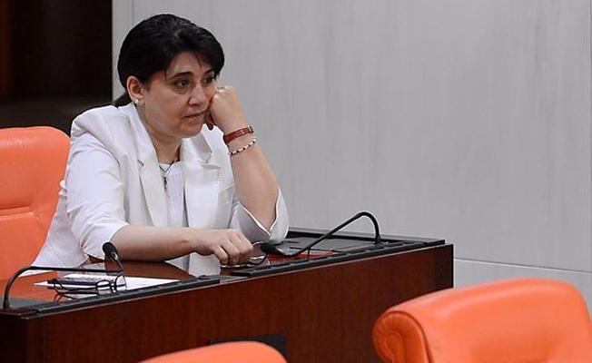 HDP'li Leyla Zana'nın vekilliği düşürülüyor