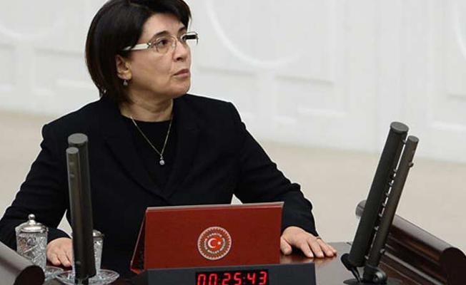 HDP'li Leyla Zana'ya 15 yıl hapis istemi