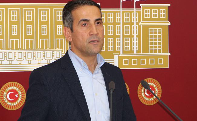 HDP'li Yıldırım: Belediye başkanlarının istifa ettirilmesi aklama operasyonu