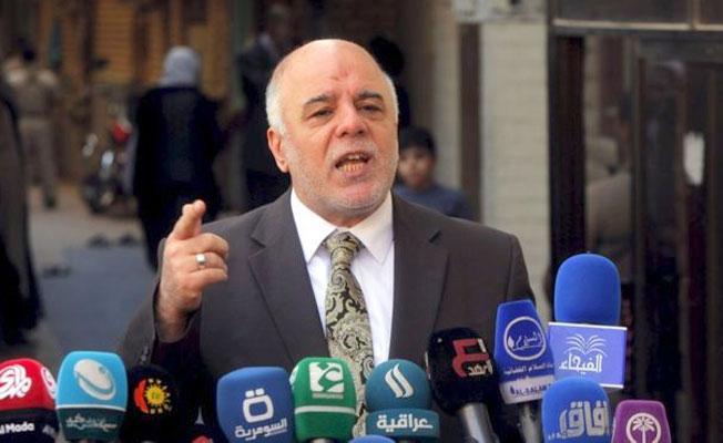 İbadi: Peşmerge federal güçlere saldırırsa Irak'ta güvenli yer bulamaz