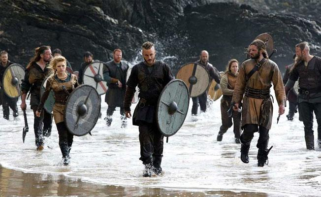 İngiltere'de Viking ordusuna ait kamp ortaya çıkarıldı