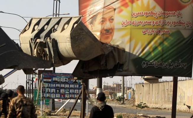Barzani: Kerkük'te büyük bir ihanet gerçekleşti