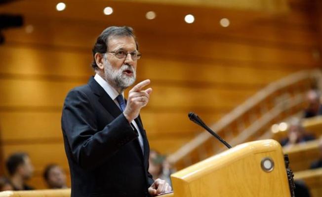 İspanya Başbakanı: Katalonya hükümetini görevden alıyoruz
