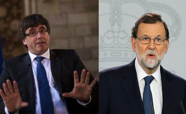 İspanya'dan Katalonya'ya: Bağımsızlık ilan ettiniz mi, etmediniz mi?