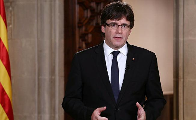 Katalonya liderinden bölgesel seçim çağrısı